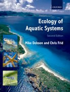 Cover for Ecology of Aquatic Systems