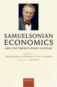 Cover for Samuelsonian Economics and the Twenty-First Century