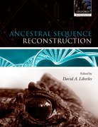 Cover for Ancestral Sequence Reconstruction