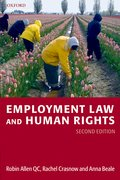 Cover for Employment Law and Human Rights