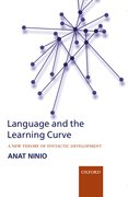Cover for Language and the Learning Curve