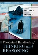 Cover for The Oxford Handbook of Thinking and Reasoning