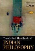 Cover for The Oxford Handbook of Indian Philosophy
