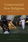 Cover for Controversial New Religions