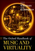Cover for The Oxford Handbook of Music and Virtuality - 9780199321285