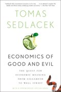 Cover for Economics of Good and Evil