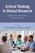 Cover for Critical Thinking in Clinical Research