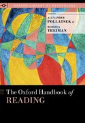 Cover for The Oxford Handbook of Reading