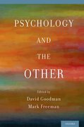 Cover for Psychology and the Other