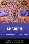 Cover for Shariah - 9780199325061