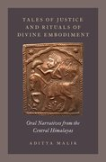 Cover for Tales of Justice and Rituals of Divine Embodiment