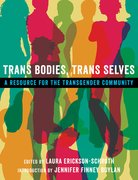 Cover for Trans Bodies, Trans Selves
