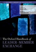 Cover for The Oxford Handbook of Leader-Member Exchange - 9780199326174