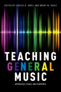Cover for Teaching General Music