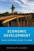 Cover for Economic Development