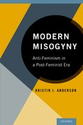 Cover for Modern Misogyny
