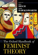 Cover for The Oxford Handbook of Feminist Theory