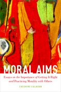 Cover for Moral Aims