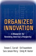 Cover for Organized Innovation