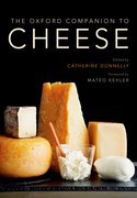 Cover for The Oxford Companion to Cheese