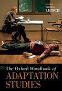 Cover for The Oxford Handbook of Adaptation Studies