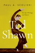 Cover for Ted Shawn
