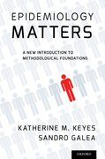 Cover for Epidemiology Matters