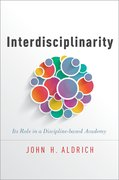 Cover for Interdisciplinarity