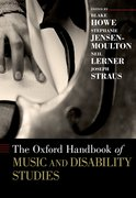 Cover for The Oxford Handbook of Music and Disability Studies