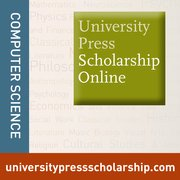 Cover for University Press Scholarship Online - Computer Science