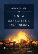 Cover for A New Narrative for Psychology - 9780199332182