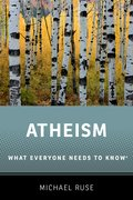 Cover for Atheism