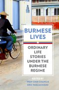 Cover for Burmese Lives