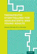 Cover for Therapeutic Storytelling for Adolescents and Young Adults