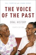 Cover for The Voice of the Past