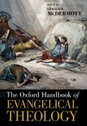 Cover for The Oxford Handbook of Evangelical Theology