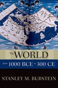 Cover for The World from 1000 BCE to 300 CE