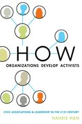 Cover for How Organizations Develop Activists
