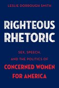 Cover for Righteous Rhetoric