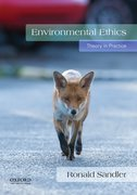Cover for Environmental Ethics
