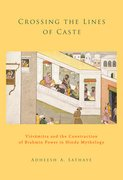 Cover for Crossing the Lines of Caste