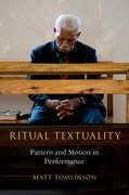 Cover for Ritual Textuality
