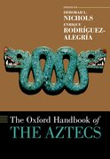 Cover for The Oxford Handbook of the Aztecs - 9780199341962