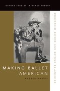 Cover for Making Ballet American