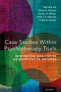 Cover for Case Studies Within Psychotherapy Trials