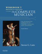 Cover for Workbook to Accompany The Complete Musician