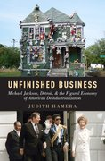 Cover for Unfinished Business - 9780199348596
