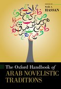 Cover for The Oxford Handbook of Arab Novelistic Traditions