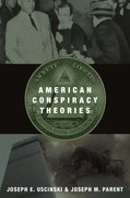 Cover for American Conspiracy Theories