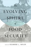 Cover for The Evolving Sphere of Food Security
